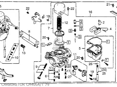1979 honda cm400a wiring diagram imageresizertool com 1981 Honda CM400A Hondamatic Honda CM400A Hondamatic Logo