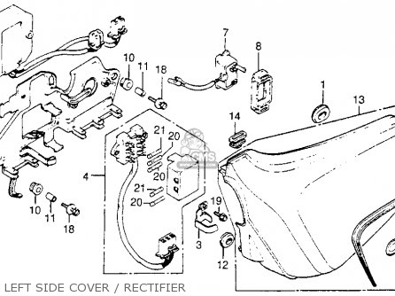 Honda Crf230f Wiring Diagram