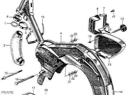 honda cm91 honda 90 1966 usa parts list partsmanual partsfiche. Black Bedroom Furniture Sets. Home Design Ideas