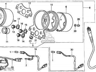 Honda Cmx 250 Engine Diagram