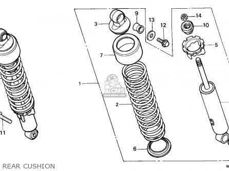1987 Honda Rebel 250 Wiring Diagram