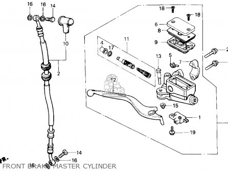 honda cmx450c rebel 450 1986 usa parts list partsmanual. Black Bedroom Furniture Sets. Home Design Ideas