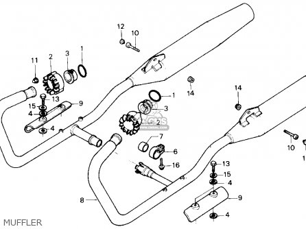 Honda Cmx C Rebel Usa Muffler Mediumhu A Df on honda rebel 250 carburetor diagram