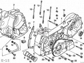 Honda Cn250 Fusion 2003 3 Japan Mf02-200 E-15