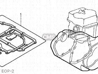 Honda Cn250 Fusion 2004 4 Japan Mf02-210 Eop-2
