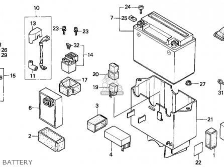 Honda Helix Carburetor Parts. Honda. Find Image About Wiring ...: Honda Helix Wiring Diagram at e-platina.org