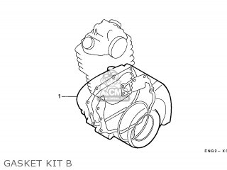 Honda Cn250 Helix 1996 t Switzerland Kph Gasket Kit B