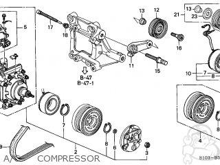 1999 honda cr v parts diagram pictures to pin on pinterest