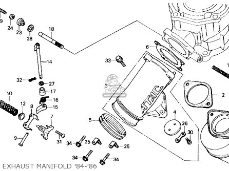 Tremendous Honda Cr125R Engine Wiring Diagram Circuit Diagram Template Wiring Cloud Hisonuggs Outletorg