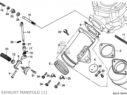 Honda Cr 125 Cdi Wiring Diagram