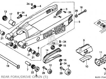 cr125 engine diagram yz 125 engine diagram wiring diagram