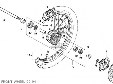 Wiring Diagram For Honda Gl1500se further Xr200 Carb Diagram moreover Wiring Diagram For Honda Trx300ex as well Yamaha Motorcycles Information together with Honda Cr250 Parts Diagram. on honda cr125r engine wiring diagram
