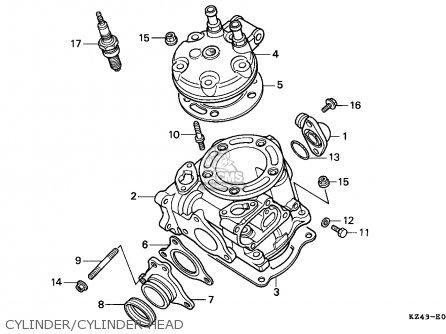 cr125 engine diagram trusted wiring diagram online rh 9 19 19 mf home factory de 2001 honda cr125 engine diagram 2002 cr125 engine diagram