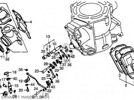 Gl1100 Carburetor Diagram