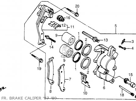 1986 Cr 500 Clutch as well Honda Cr250r Elsinore 1983 Usa Parts Lists furthermore Wiring Diagram For 1991 Honda Atv together with Partslist likewise Partslist. on 1983 honda cr 250