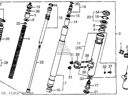 Honda Cr V Exhaust Diagram