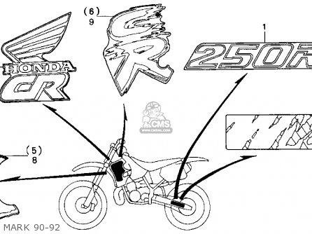 honda xr motorcycles honda cb wiring diagram