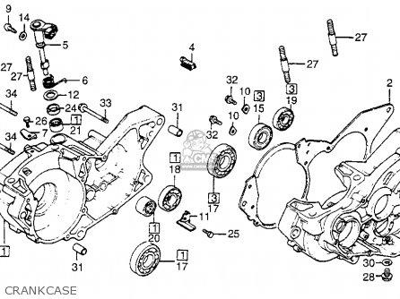 Diagram Of Suzuki Motorcycle Parts 1983 Rm125 Kick Starter Diagram