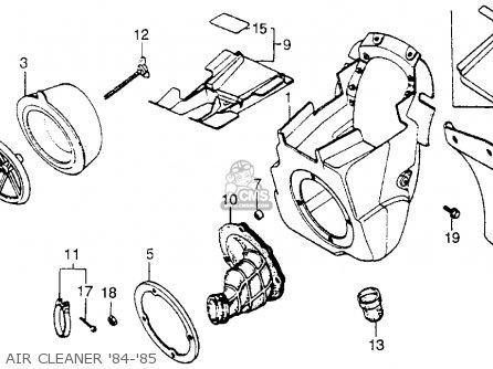 1985 Cadillac Eldorado Engine Diagram