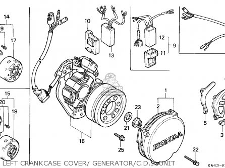 1998 Cr250 Wiring Diagram