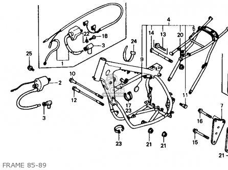 1984 Cr500 Wiring Diagram