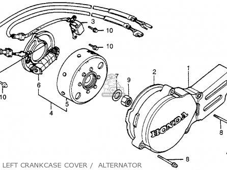 honda cr80r 1984  e  usa parts list partsmanual partsfiche