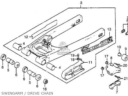 Wiring Diagram Honda Wave Alpha