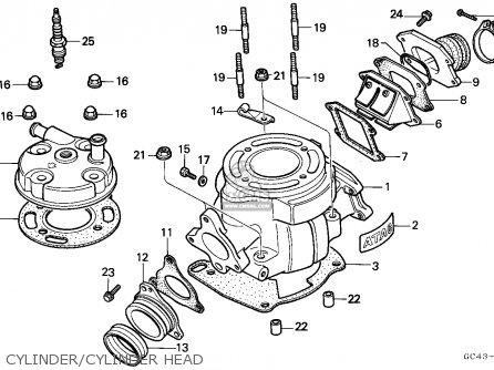 Honda 80 Ignition Coil Diagram