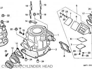 Honda CR80R 2000 (Y) AUSTRALIA parts lists and schematicsCmsnl.com