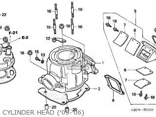 cylinder head ('05-'06)