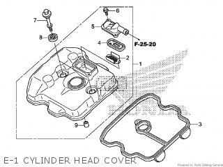 Honda CRF250L 2013 (D) BRAZIL parts lists and schematics