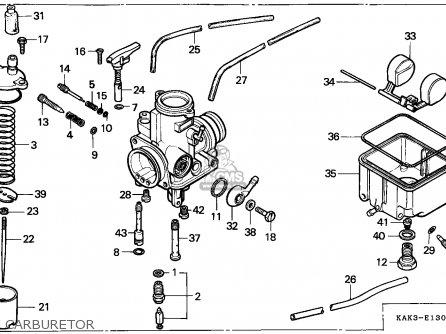 honda crm125r 1999 x france parts lists and schematics. Black Bedroom Furniture Sets. Home Design Ideas