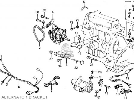 Bmw 323i Alternator Belt Diagram moreover Toyota Camry Serpentine Belt Wiring Diagram likewise Z Wave 3 Way Switch Wiring Diagram in addition How To Remove Install The Alternator On A 1996 2000 Honda Accord Dx Prelude 22l 4 Cyl Engines as well 92 Honda Accord Thermostat Location. on honda civic alternator wiring diagram