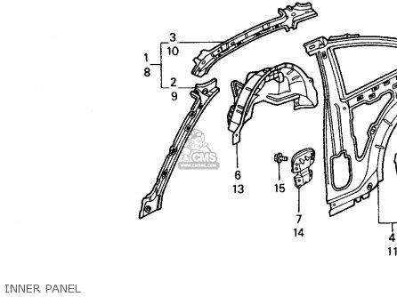 2001 Honda Civic Engine Wiring Harness Diagram