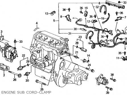 wiring diagram honda c70 with Honda Crx Transmission on 1978 Corvette Radio Wiring Diagram also 1968 Honda 90 Parts Diagram additionally Wiring Harness For Club Car Precedent additionally Engine Fuse Box Clicking likewise Honda Gx390 Wiring Diagram Cdi.