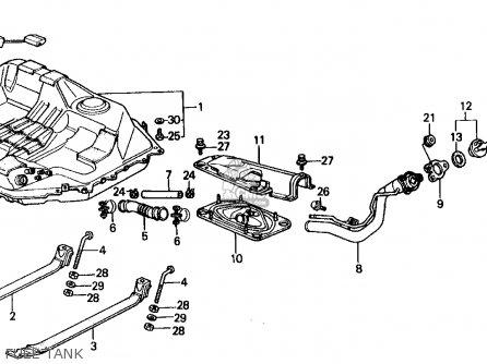 honda crx 1990 l 2dr si ka kl parts lists and schematics. Black Bedroom Furniture Sets. Home Design Ideas