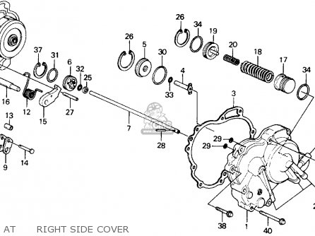 2000 Honda Civic Spark Plug Wire Diagram