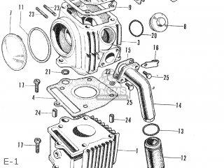 Honda Cs65 E-1