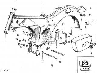 Honda Cs65 F-5