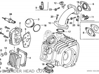 honda ct110 headlight  honda  free engine image for user