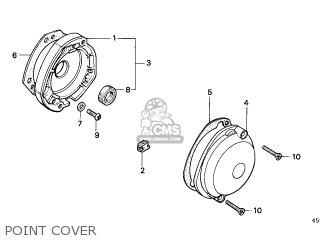 Honda Ct90 Front Wheel Diagram