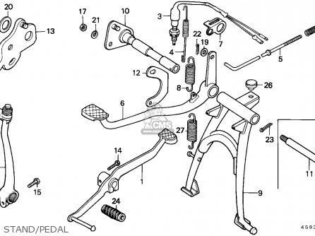 Honda Xl 185 Wiring Diagrams
