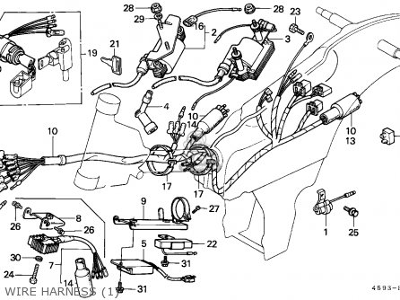 Suzuki Fxr 150 Service Manual also Lifan 125cc Clutch Replacement also Yamaha Golf Cart Frame Parts likewise Honda Atc 70 Stator Wiring Diagram further 1975 Honda Cb750 Wiring Diagram. on honda crf50 wiring diagram