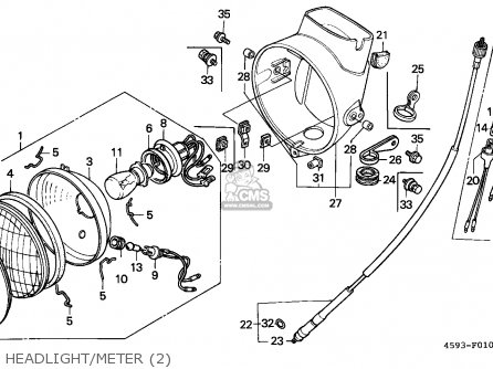 72 Cb175 Wiring Diagram