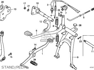 Wiring Diagram 110 Trail Bike on 110 atv wiring schematics