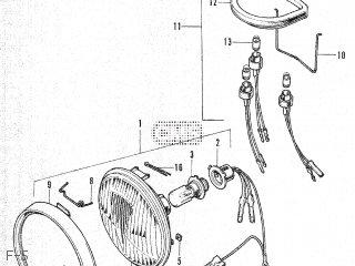 Honda Ct50 F-5