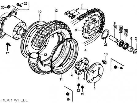 Wiring Harness For Honda Cb350 also Honda Ct110 Headlight besides 1977 Honda Cb750 Wiring Diagram additionally Partslist furthermore 1970 Ct70 Wiring Diagram. on ct90 wiring diagram