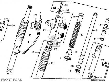 Honda Trail 70 Clutch Diagram