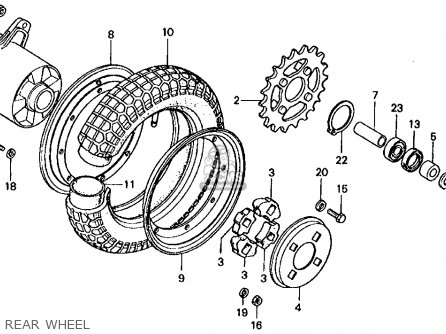 1977 Honda Z50 Wiring Diagram on honda trail 70 wiring diagram