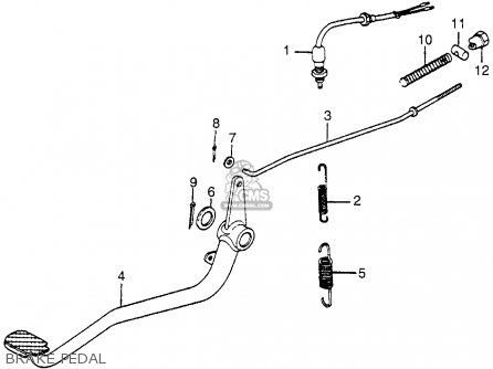 80 Ct70 Wire Diagram on honda sl100 wiring diagram